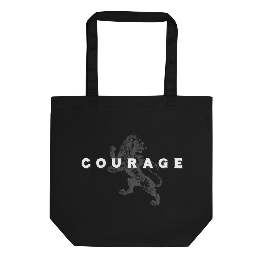 Courage Eco Tote Bag