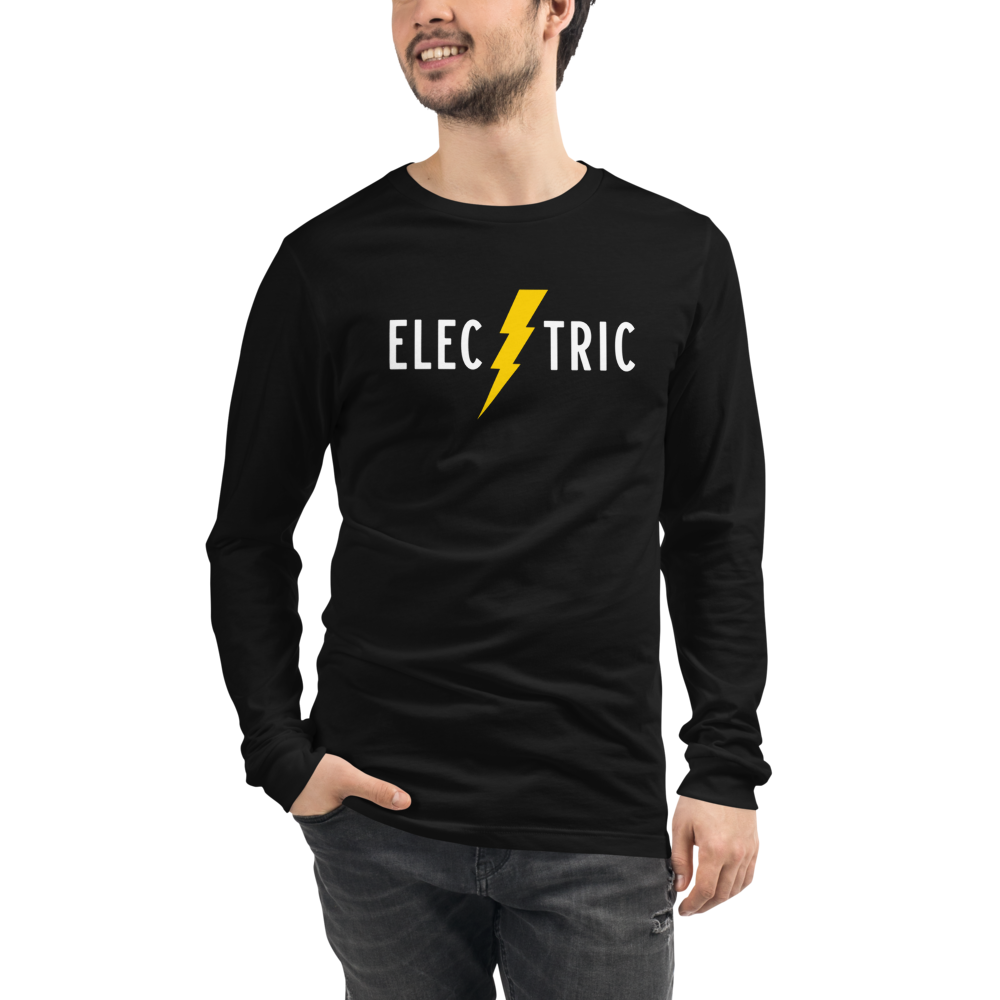 Electric Unisex Long Sleeve T-Shirt