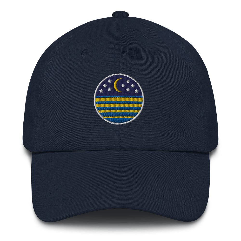 Ocean Moon Women's Dad Hat