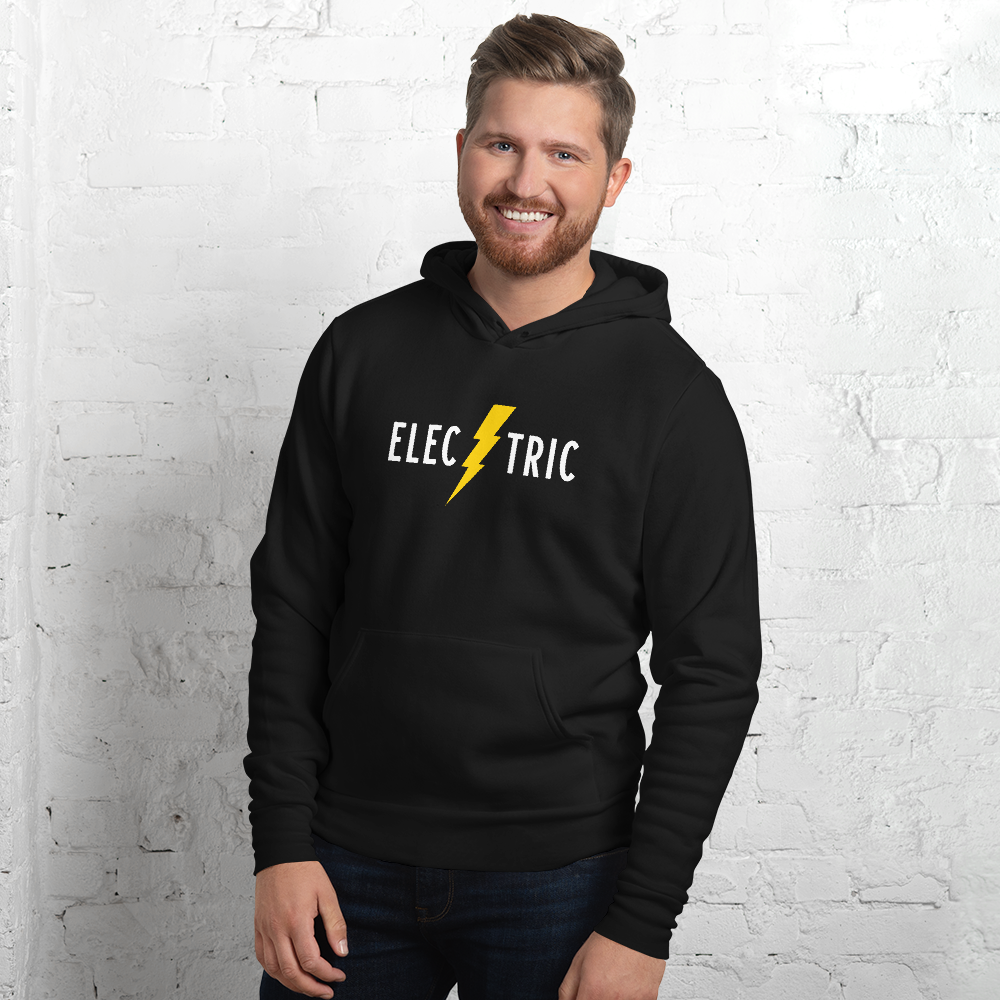 Men's Electric Hoodie