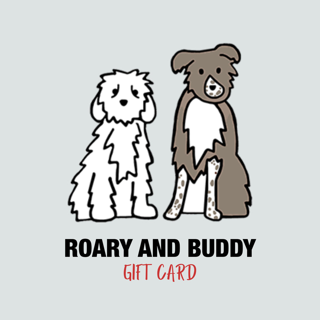 Roary and Buddy eGift Card
