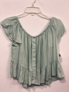 Charlotte Russe Womens Tops Short Sleeve