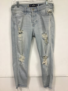 Hollister Womens Bottoms Denim