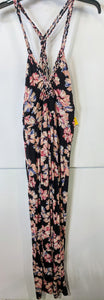 Forever 21 Womens Dress Long S/S