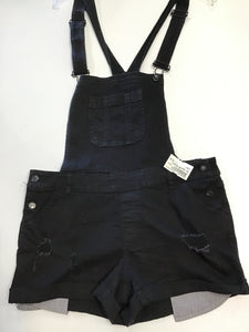 Wax Jeans Shortalls Sz. L
