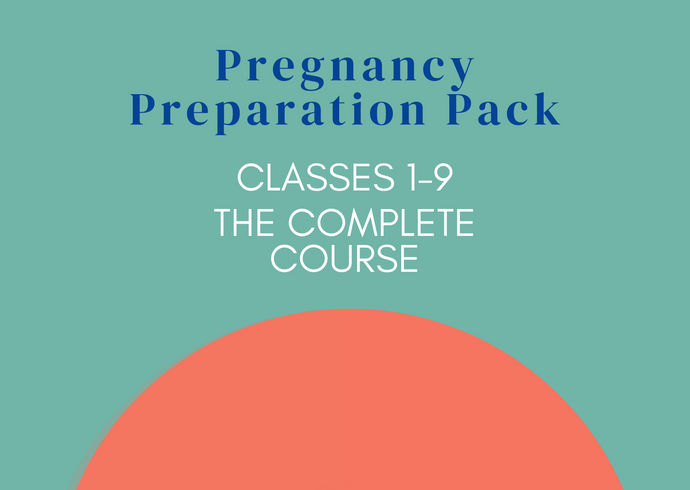The Antenatal Course  + FREE Copy of Nobody Tells You...SPECIAL PRICE