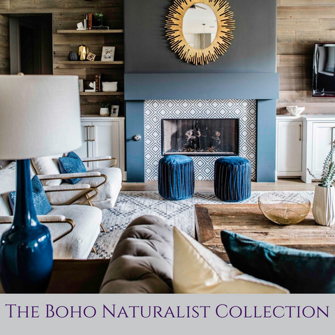 The Boho Naturalist Collection