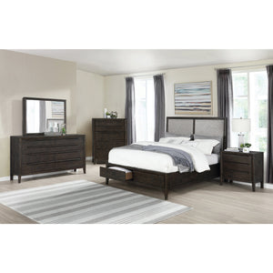 Marvin 4-Piece Queen Storage Bedroom Set