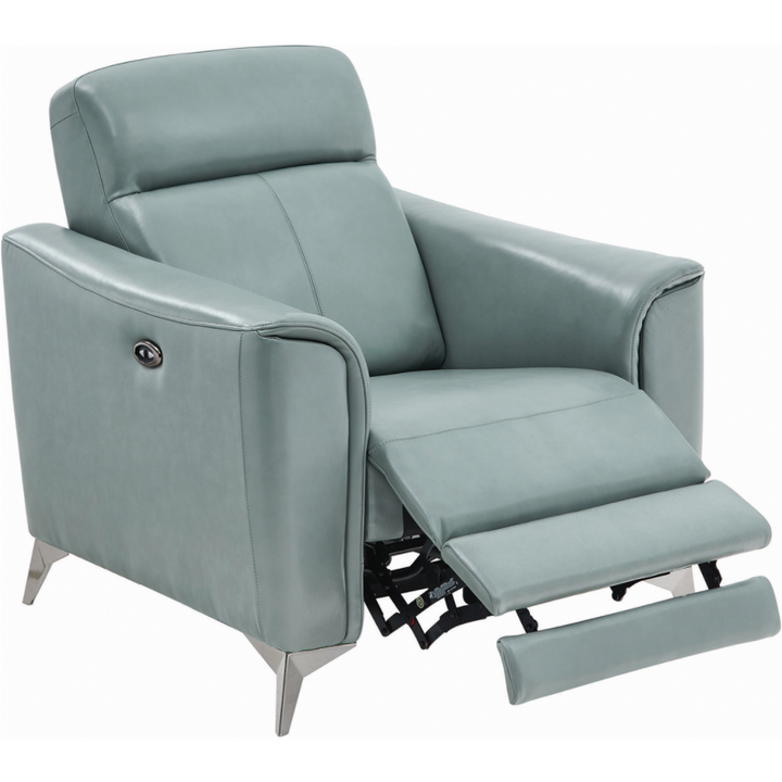 Modern Power Recliner Accent Chair - HER Home Design