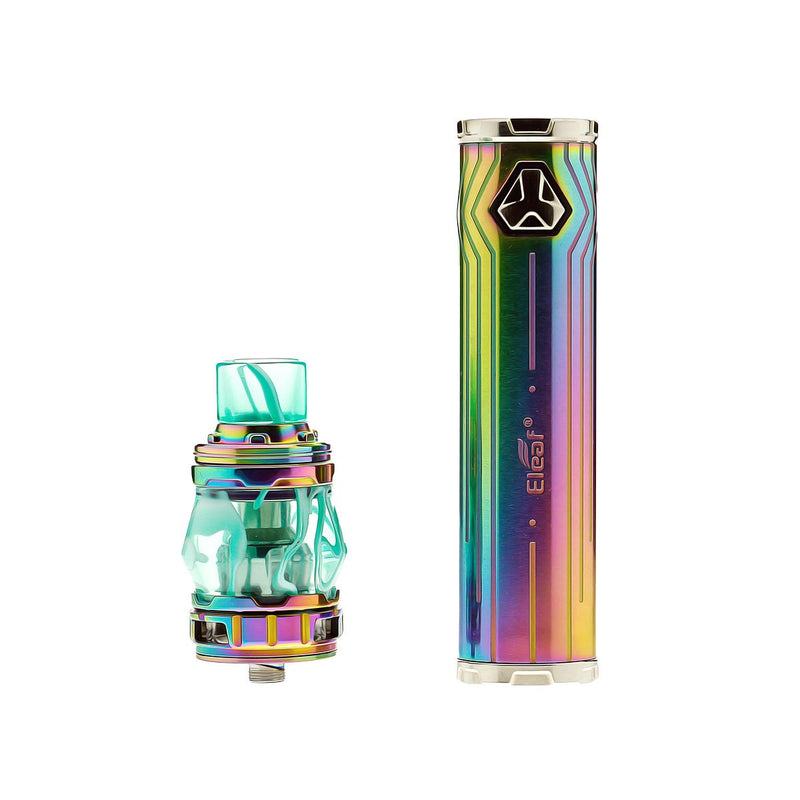 Eleaf iJust 21700 Starter Kit with Ello Duro PMMA - echo-king