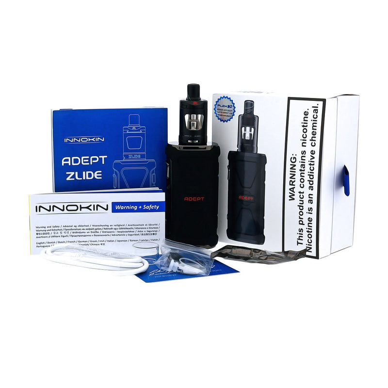 Innokin Adept Starter Kit with Zlide Tank - echo-king