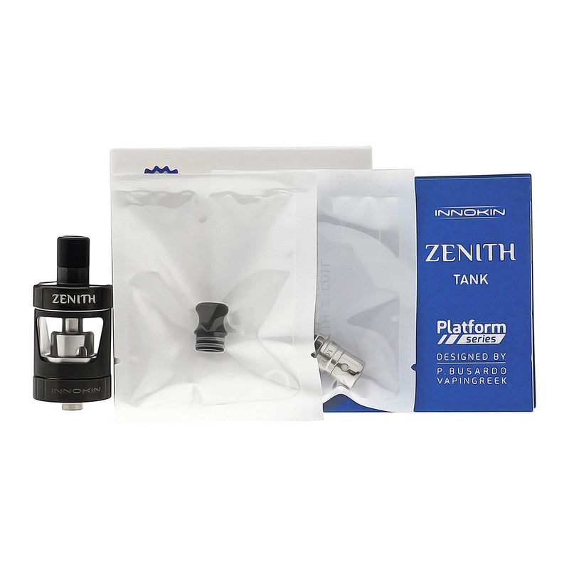 Innokin Zenith Tank with Plexus Z Coil - echo-king