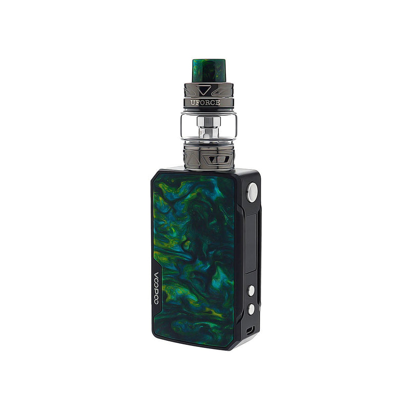 VOOPOO Drag Mini 117W TC Starter Kit with UFORCE T2 - echo-king
