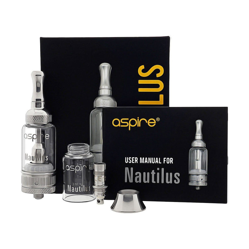 Aspire Nautilus Airflow Tank - echo-king