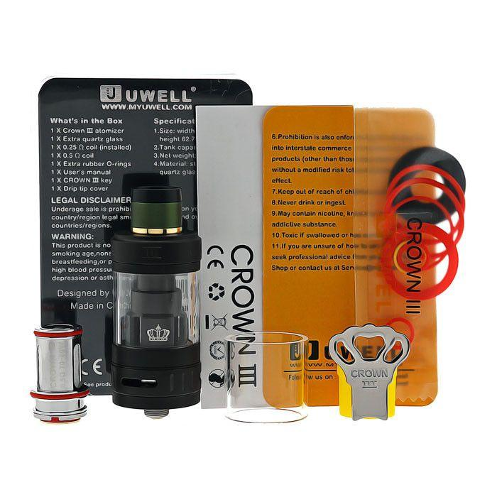 Uwell Crown 3 Sub-Ohm Tank - echo-king
