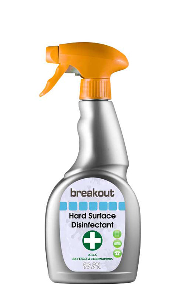 Breakout Sanitizer Spray 500ml