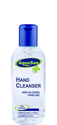 Hand Sanitiser (with Alcohol)