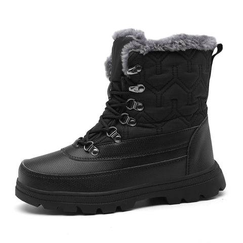 Mishansha Winter Shoes For Women Waterproof Outdoor Snow Boot