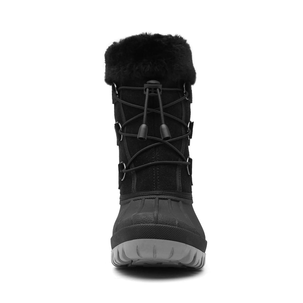 Mishansha Boys&Girls Litte/Big Kids Waterproof Winter Boots