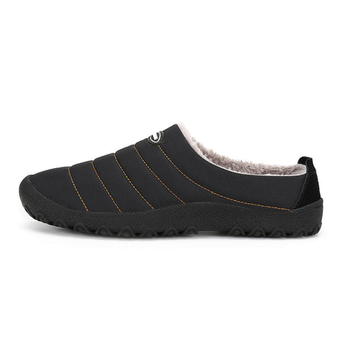 Mishansha Men Best Black House Winter Slippers
