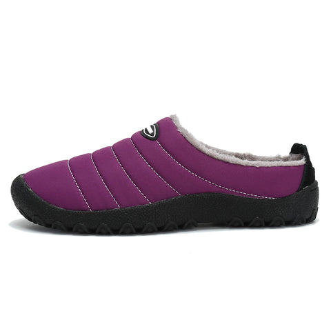 Mishansha Purple Ladies House Slippers