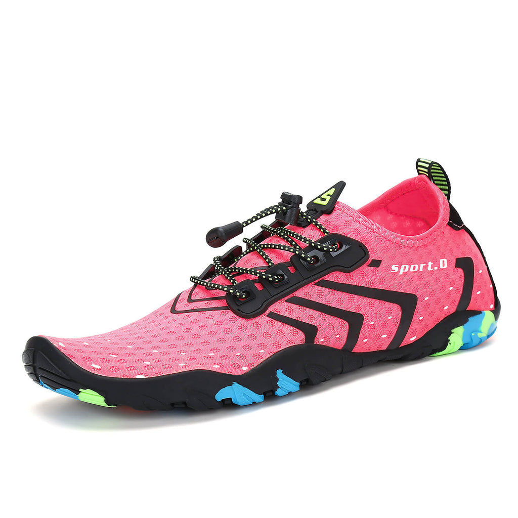 Saguaro Pink Walking Shoes For Women2