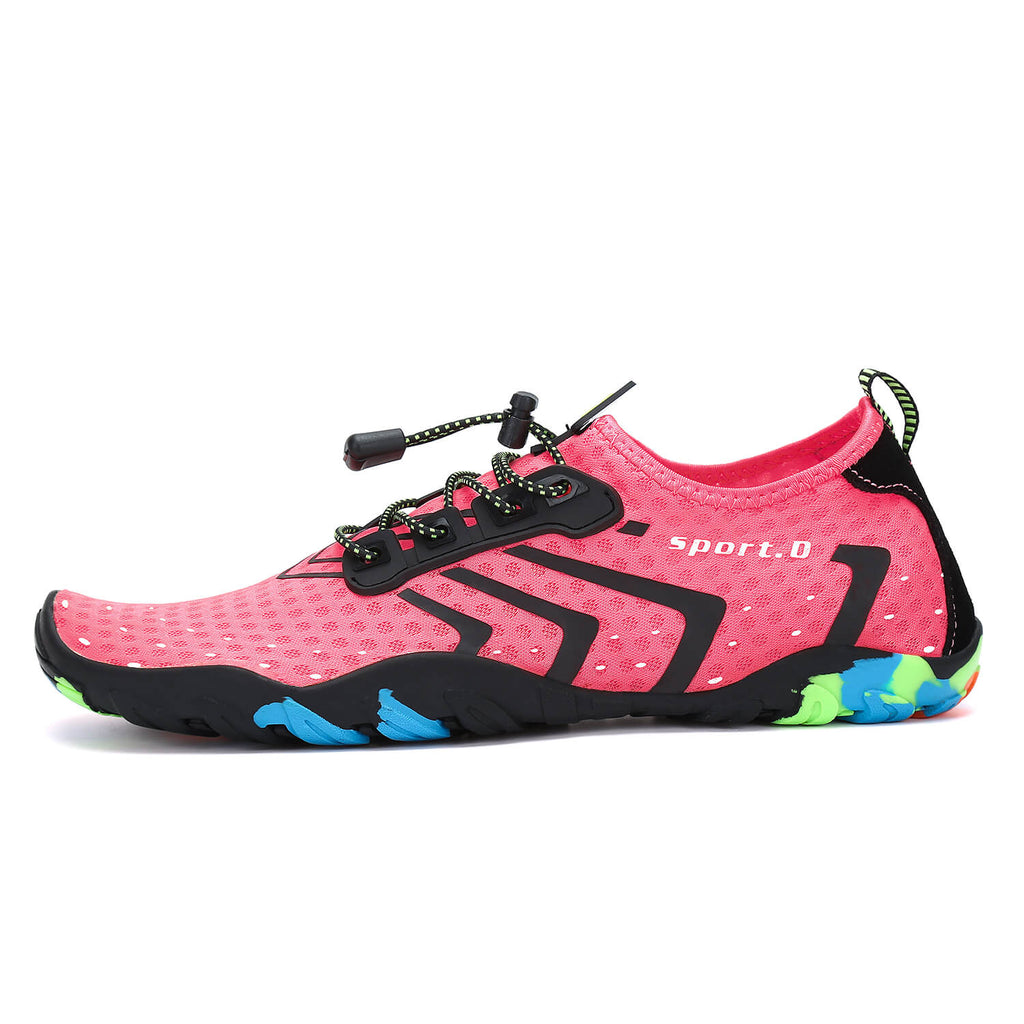 Saguaro Pink Walking Shoes For Women