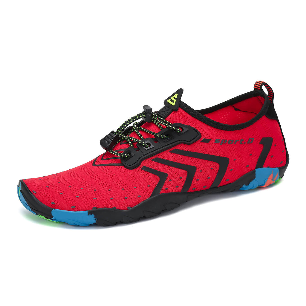 Saguaro Red Best Mens Water Shoes For Swimming