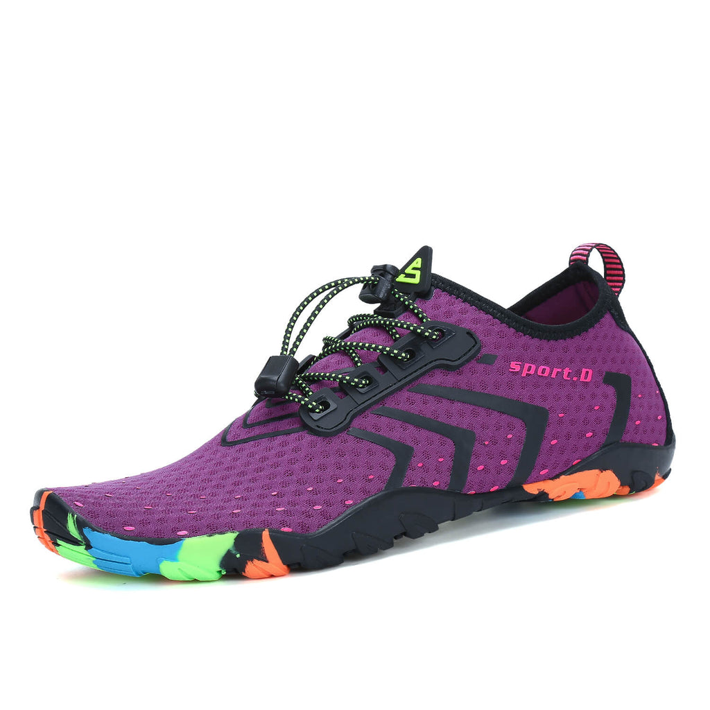 Saguaro Water Shoes For Women Purple