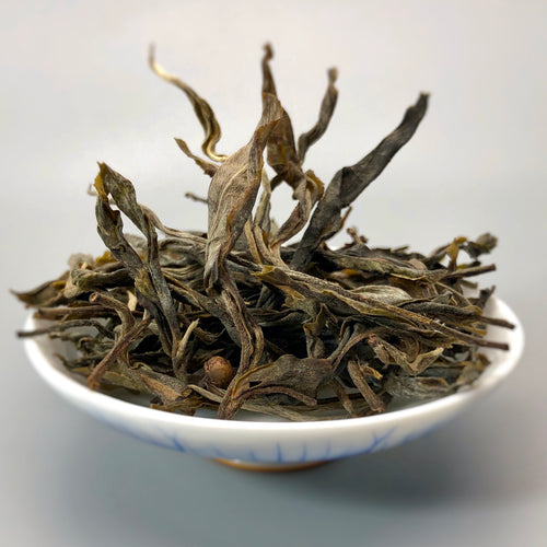 Mangfei Single Tree Sheng Pu'er