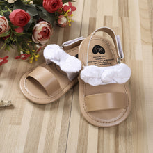 Load image into Gallery viewer, Baby Bow Sandals