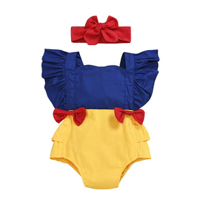 """Snow White"" Romper"