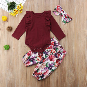 """Floral Beauty"" Set"