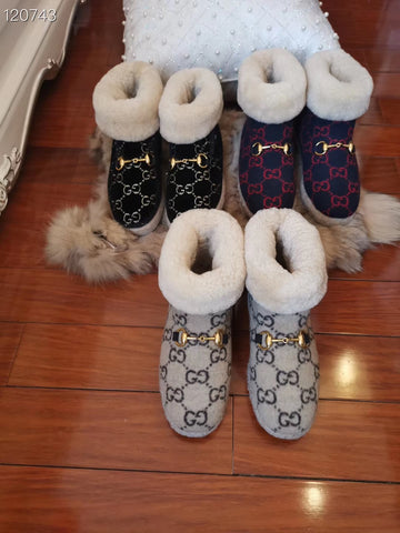 GUCCI Snow boot 2021GC0009