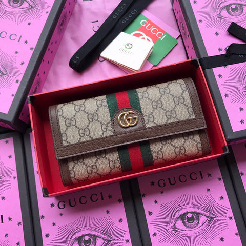 GUCCI WALLET 2021GC-W0338