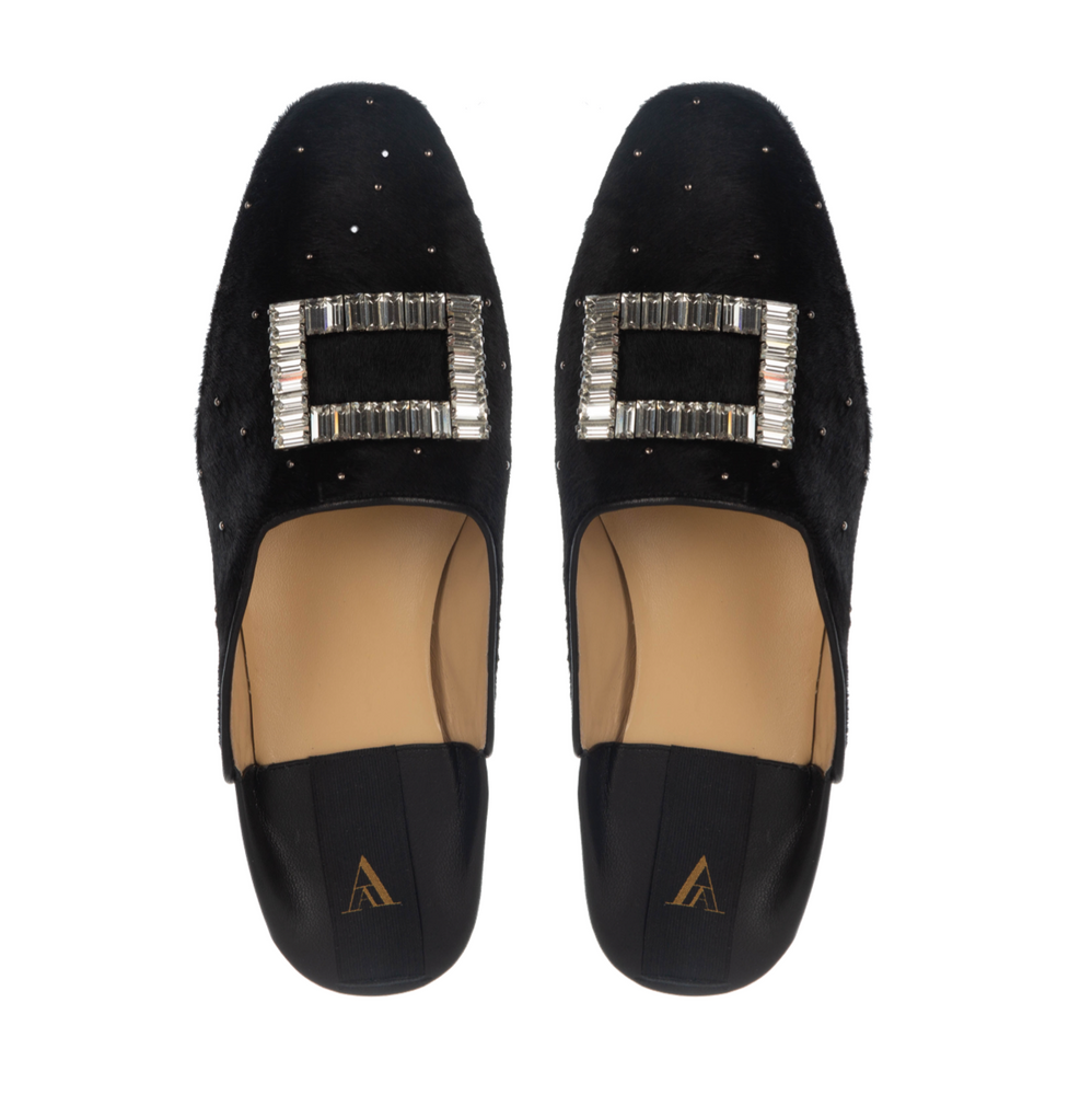 SAANAH | Slippers Odette Deluxe Pony Stud