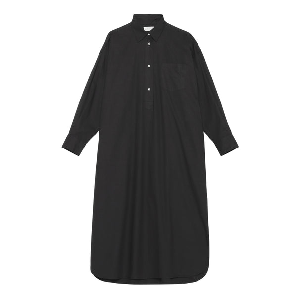 Skall Studio Edgar Shirtdress Dress Black