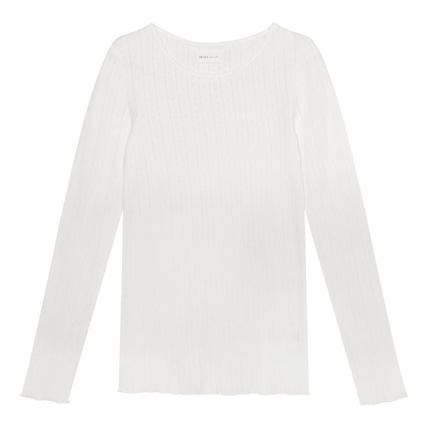 Skall Studio Edie Blouse Blouse Off-White