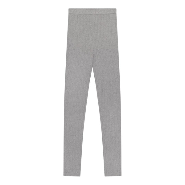 Skall Studio Edie Leggings Leggings Grey Melange