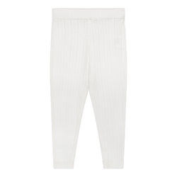Skall Studio Musling Edie Leggings - Musling Leggings Off-White