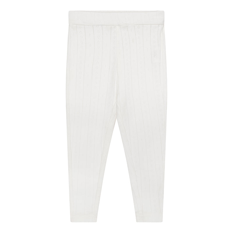 Skall Studio Edie Leggings - Musling Leggings Off-White