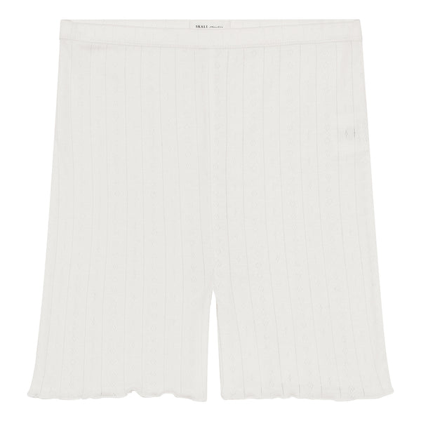 Skall Studio Edie Shorts Shorts Off-White