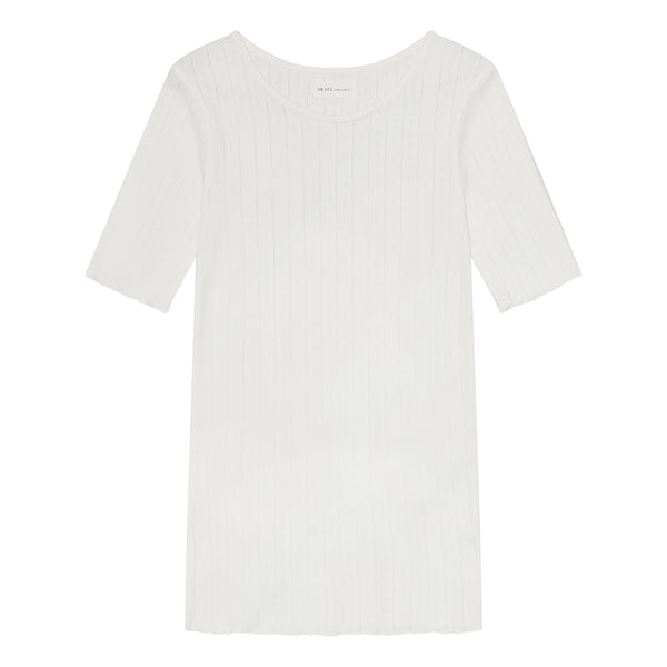 Skall Studio Edie Tee T-shirt Off-White