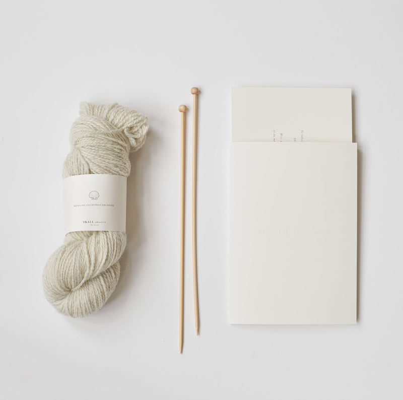 Skall Studio Knitting Kit Sophie Knit