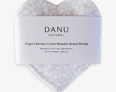 Danu Natural Re-usable Breast Shields