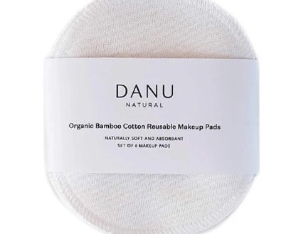 Danu Natural Re-usable Face Wipes