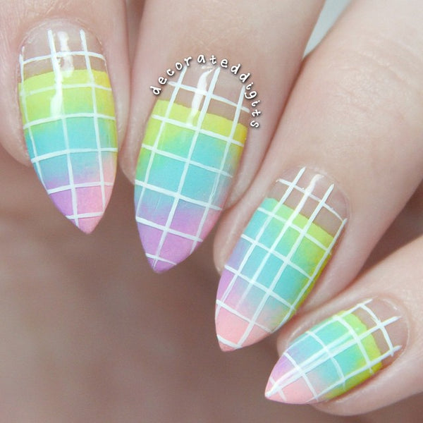 Nail Art Inspiration: Featured Artist @decorateddigits – Daily Charme