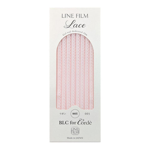 BLC for CORDE / Line Film / Delicate Lace 1 / White