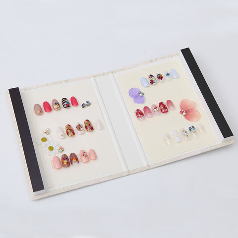Daily Charme Nail Art Supply Japanese Nail Art Decoration BLC for Corde / Collection File Mini / Rose