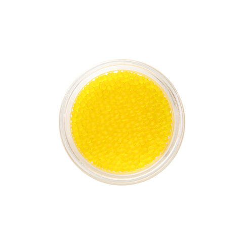 Daily Charme Japanese Nail Art Supply BLC for CORDE / Glass Bullion Clair / Lemon
